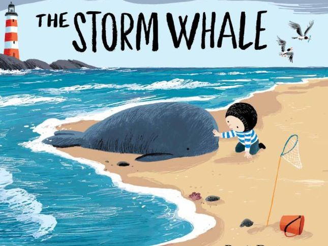 The Storm Whale Story Writing