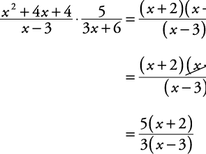 Algebraic Fraction Expressions GCSE Higher (Grades 6-9)