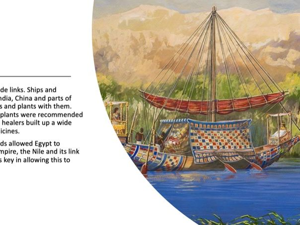 Ancient Egypt and the Nile Introduction