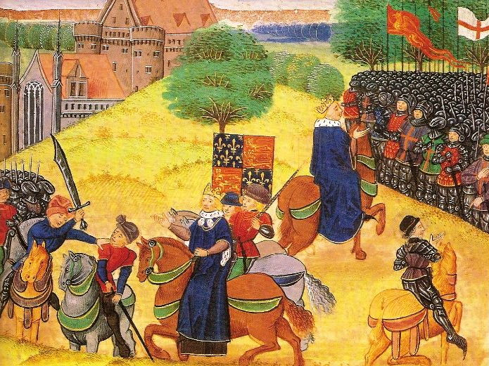 Card Sort: What were the consequences of the Peasants' Revolt?