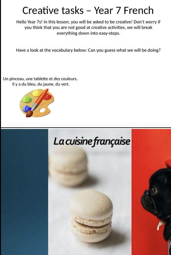 French KS3 Culture bundle