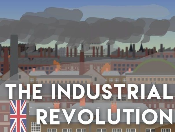 2. Industrial Revolution - Introduction 2