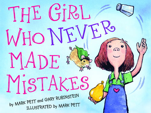 The Girl Who Never Made Mistakes Activity Guide