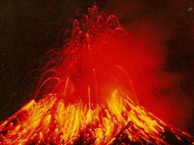 Pompeii Volcano  3rd conditional