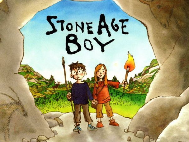 Year 3 - English - Stone Age Boy Text - Differentiated (SEN/FSL/LA/MA/HA) 3 week plan and resources