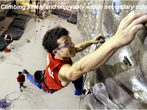 Indoor Rock Climbing Scheme of work, lesson descriptors and Resources