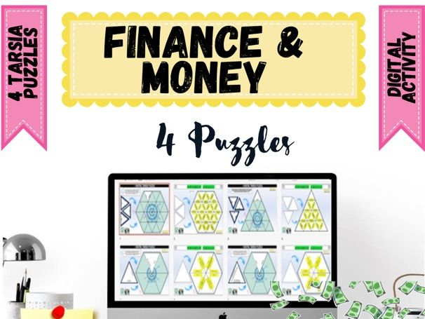 Finance and Discrimination Digital Puzzles