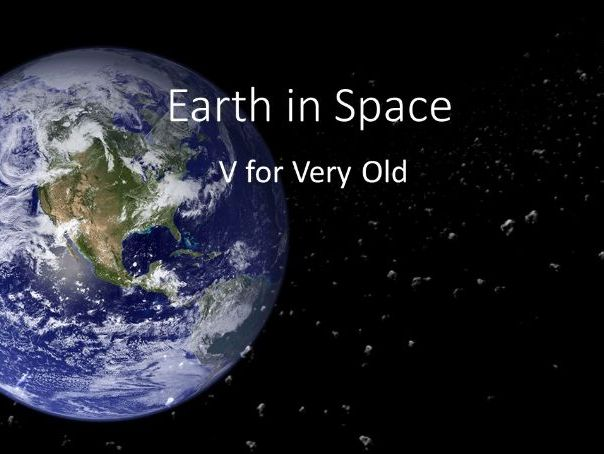 BEST Earth in Space Lesson 10 - Days