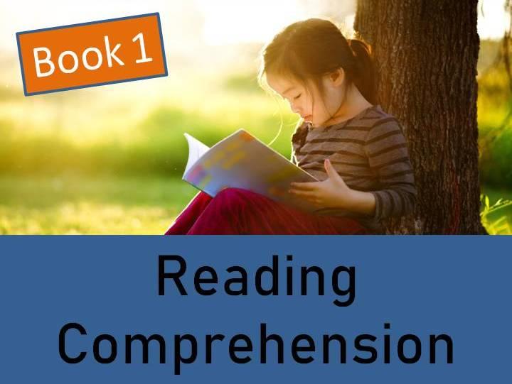 Reading Comprehension Activity Book; Book 1