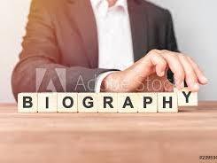Biography Planning & Slides KS2
