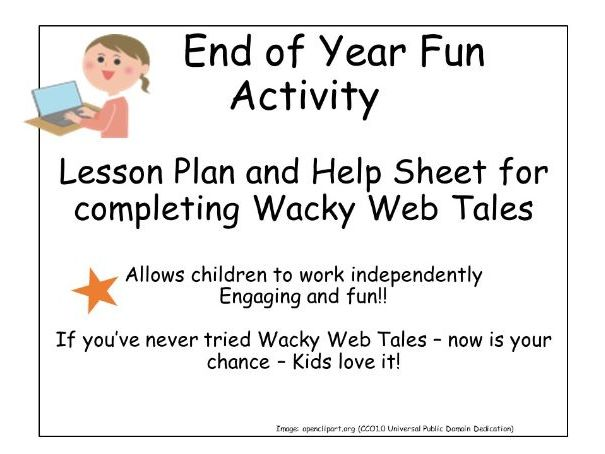 End of Year Fun Writing and Reading