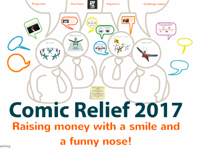 Comic Relief 2017