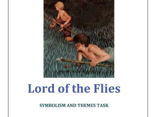 lord of the flies paper This quote stated by buddha somewhat describes how the boys on the island in the lord of the flies change from being nice how to write a research paper how to.