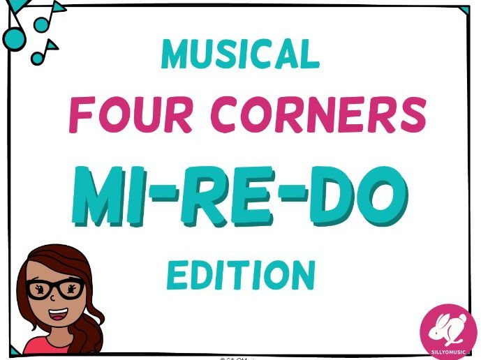 Musical Four Corners, Do-Re-Mi