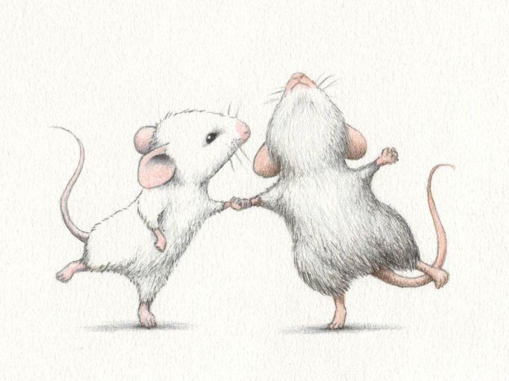 La souris qui cherchait un ami- the months