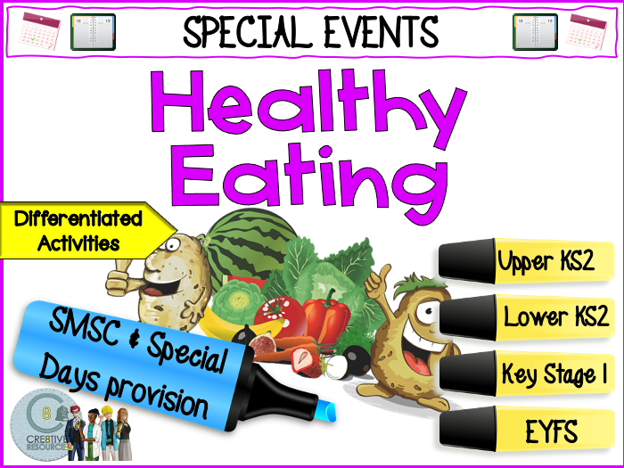 Healthy Eating Healthy Lifestyles - September