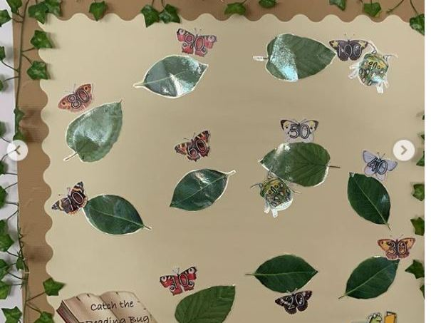 Butterfly numbers in 10's
