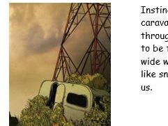 Warning Story - The Caravan