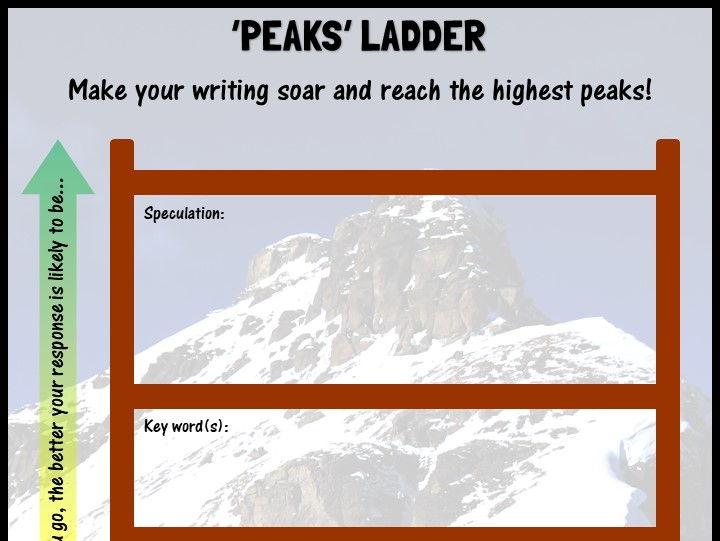 'PEAKS' ladder