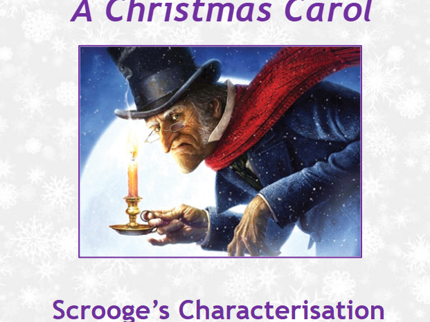 A Christmas Carol Lessons - Whole of Stave 1 - 5x Complete Lessons