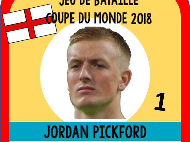 World Cup 2018 French Player Profile Video: Jordan Pickford