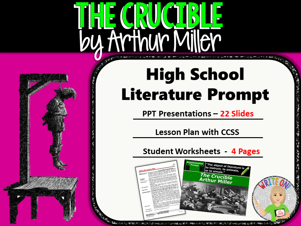 the crucible and scarlet letter essays - securityattaining.gq