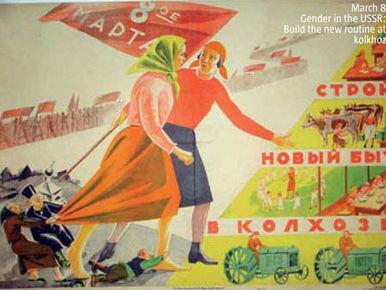 Women in the Soviet Union 1917-1991