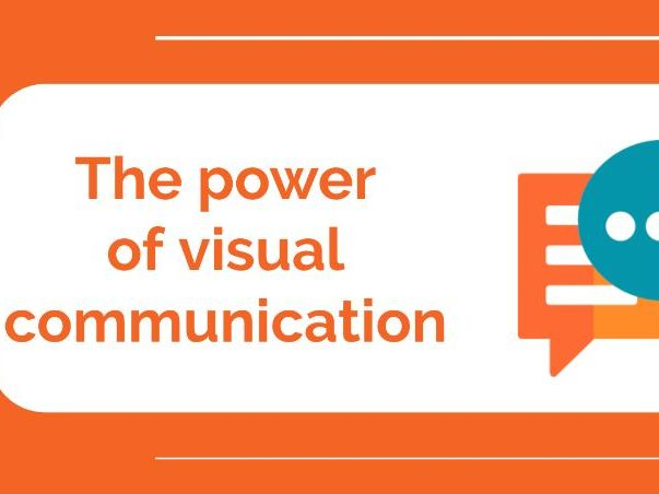 The Power of Visual Communication (ESOL, EAL)