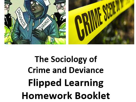 GCSE Sociology Crime Homelearning Booklet