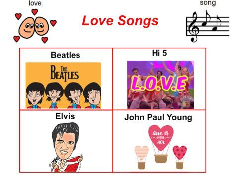 Valentine's Songs:- Dance along to Love songs!