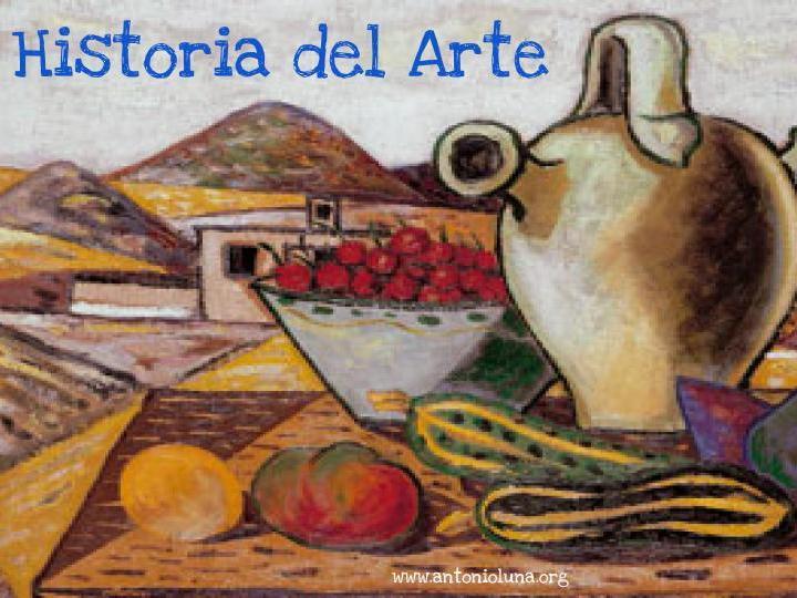 Spanish Ab Initio - Historia del Arte - Entretenimiento