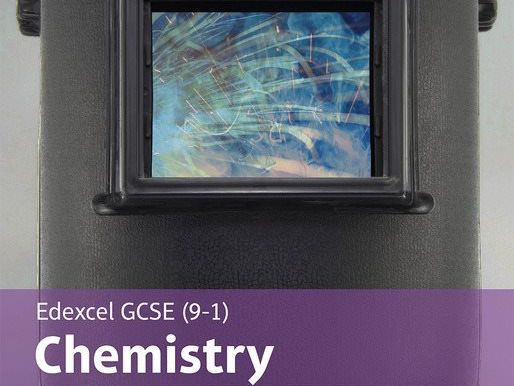 EDEXCEL GCSE Separate Science Chemistry SC13-16 & SC22-26 revision summary sheet
