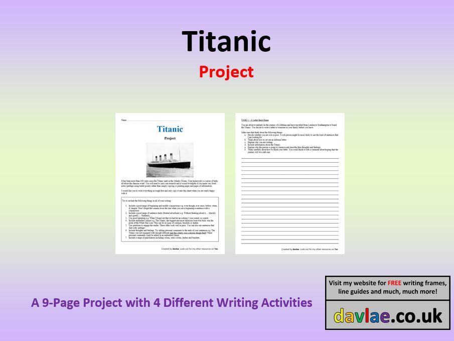 Titanic  Project