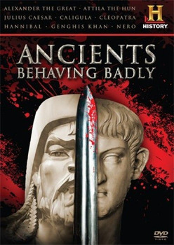 Cleopatra Ancients Behaving Badly: Disc 2 Episode 4 WITH ANSWER KEY! : )
