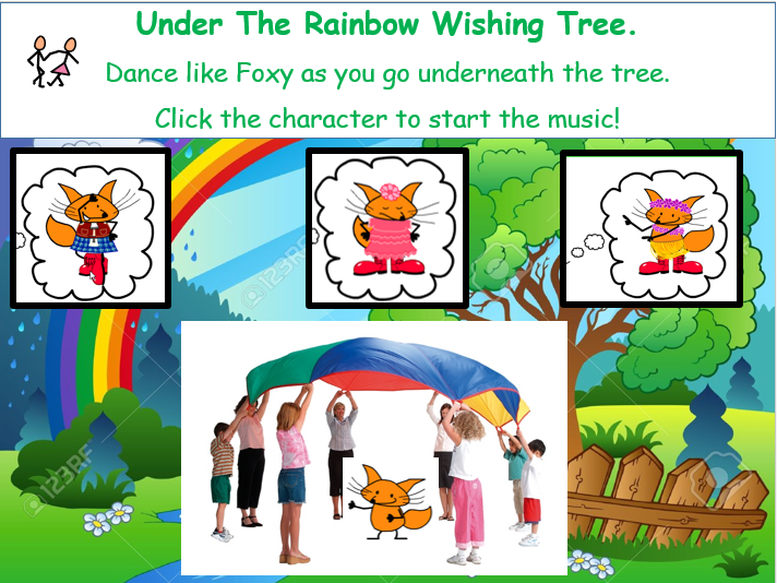 1. The Wishing Tree Sound Story. Part of my  Forest Schools Music SOW