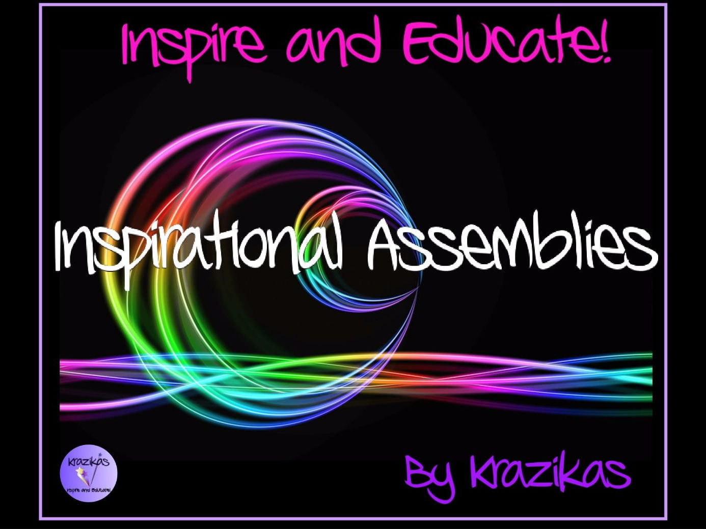 Inspirational Assemblies Bundle