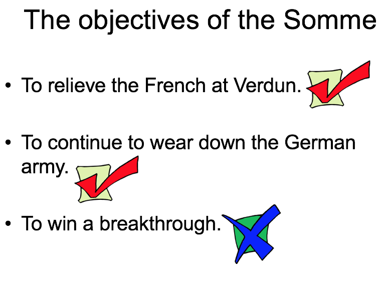 Was Haig the butcher of the Somme? Full unit - whole four lessons