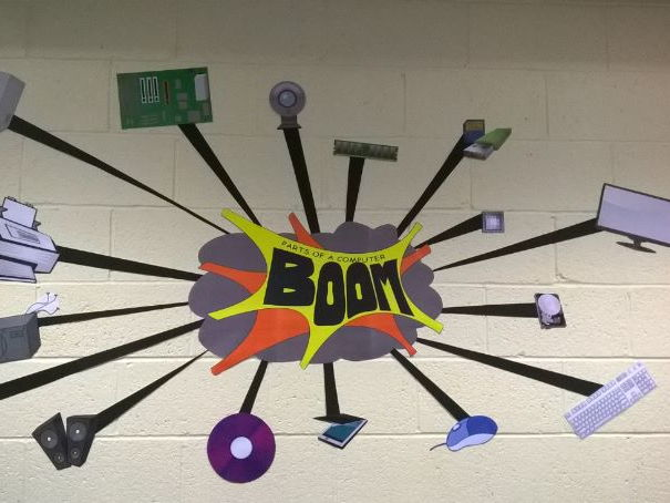 Boom Classroom Computing Display