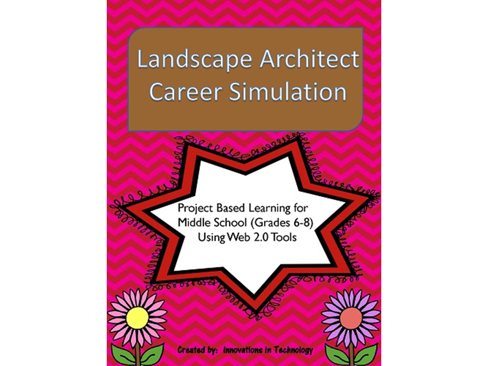 Exploring Careers: Landscape Architect - Career Simulation