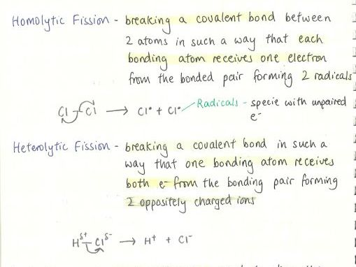 AS Chemistry - Introduction to Organic Chemistry