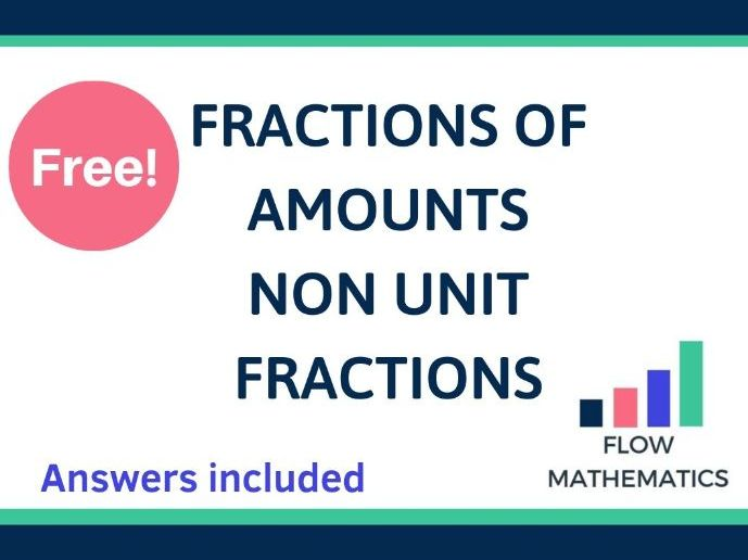 Fractions of amounts (numerator not 1)