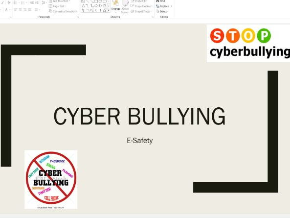 Cyber Bullying by Jamesstewart25 - Teaching Resources - Tes
