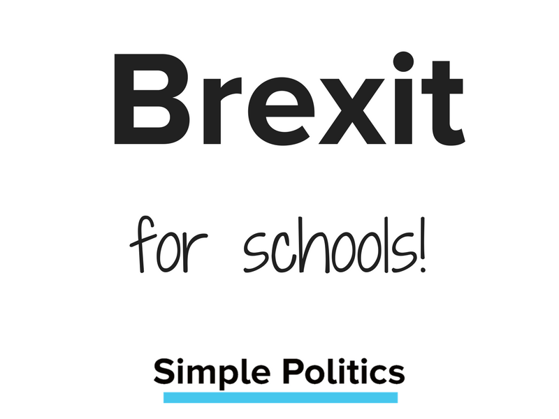 Brexit for Schools - Key Stage 4 & 5