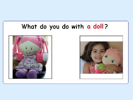 Autism Activity - What Do You Do With It?