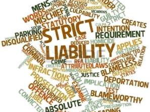 OCR A Level Law 2017 Spec - Strict Liability