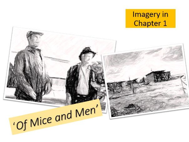 Of Mice and Men. Imagery