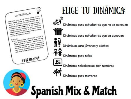 Elementary School Spanish Resources My Life