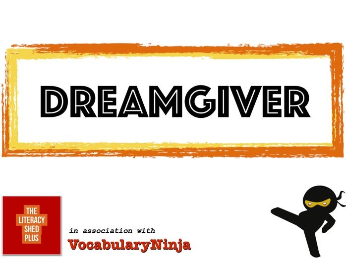 Dreamgiver Vocabulary Pack