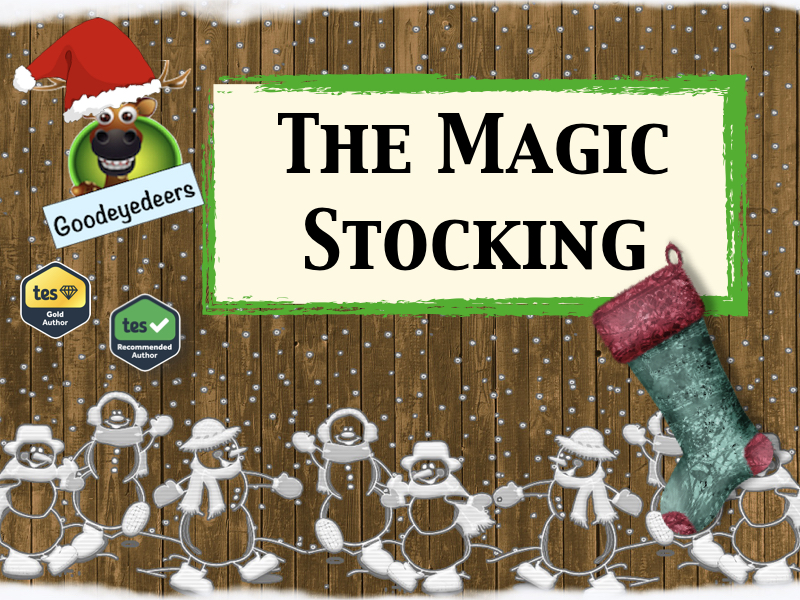 Poems for Christmas - The Magic Stocking