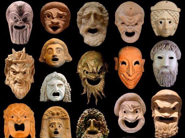 Greek Theatre - Full Scheme of Work Year 9